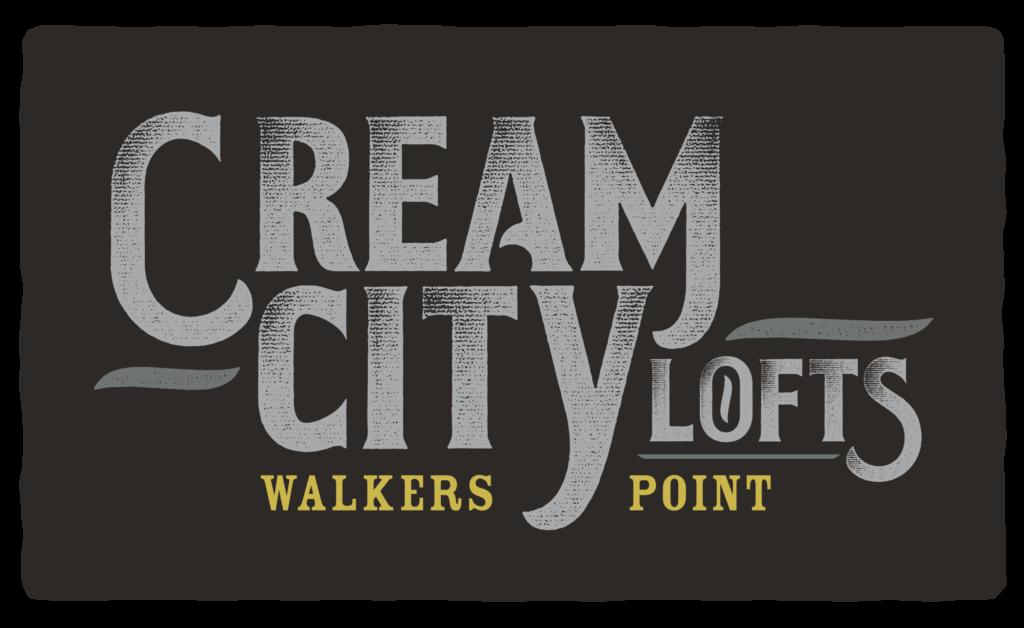 Cream City Lofts Older looking logo